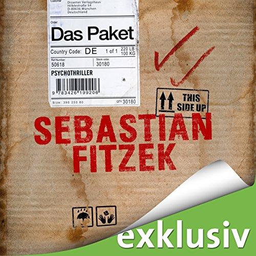 Buchseite und Rezensionen zu 'Das Paket' von Sebastian Fitzek