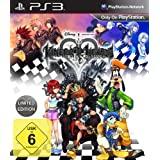 PS3: Kingdom Hearts: HD 1.5 ReMIX - Limited Edition