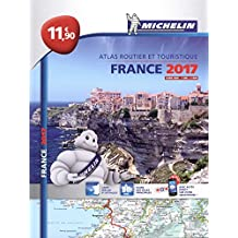 Atlas France Michelin 2017