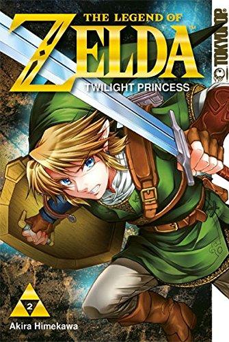 The Legend of Zelda 12: Twilight Princess 02 (Set Manga Box Zelda)
