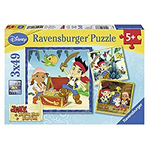 Ravensburger 09337 - Jakes Piratenwelt