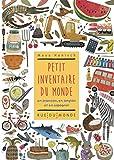 Petit inventaire du monde : en français, en anglais et en espagnol