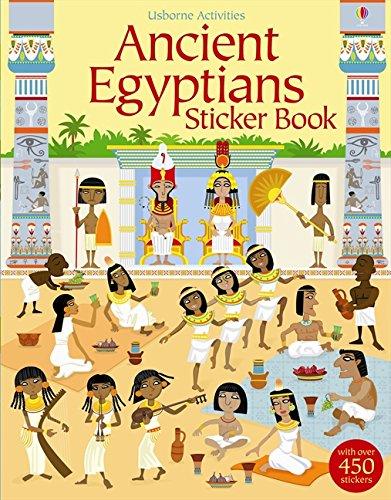 Ancient Egyptians Sticker Book (Sticker Books)