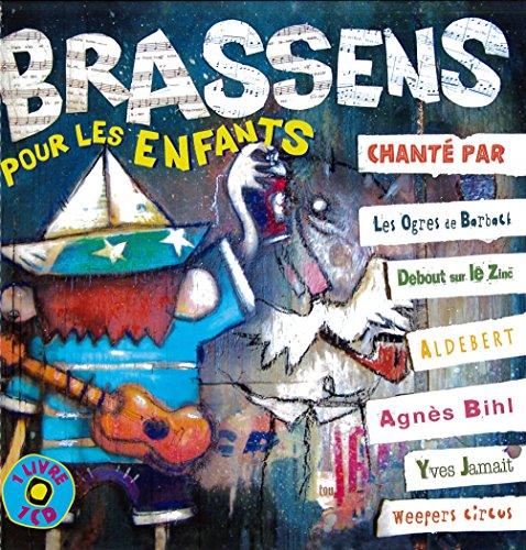 Brassens pour les enfants (1CD audio) par Rémi Guichard