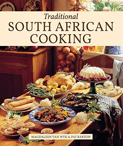 Traditional South African cooking -