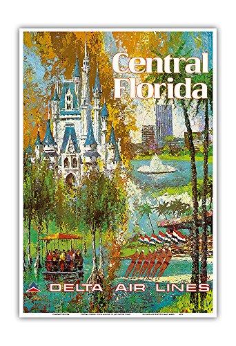 central-florida-orlando-walt-disney-world-resort-delta-air-lines-vintage-airline-travel-poster-by-ja