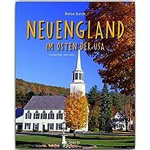 Reise durch NEUENGLAND im Osten der USA - Ein Bildband mit über 170 Bildern auf 140 Seiten - STÜRTZ Verlag
