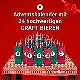 Bier Deluxe Adventskalender Craft Beer - wird am 27.11. versendet!
