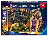 Ravensburger UK 8049Marvel Avengers Infinity Krieg Puzzle