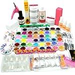 Coscelia Nail Art Kit Poudre Acryliqu...