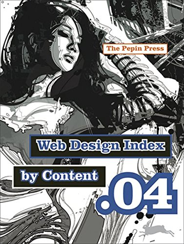Web Design Index by Content.04 (1Cédérom) par Geunther Beer