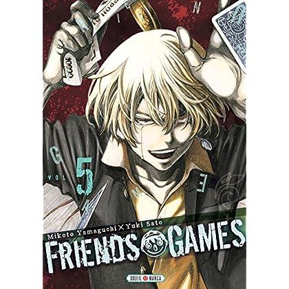 Friends Games T05