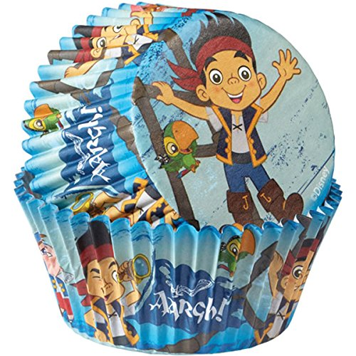 -Jake And The Never Land Pirates 50/Pkg (Candy Land Party)