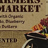 Organic Bar Soap, Unscented 5.5 oz by Farmers market