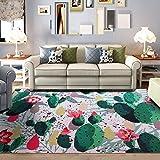 GAOJIAN Moderne rechteckige Teppiche Schlafzimmer Nachttisch Couchtisch Decke Home Kreative Kurzhaar Kristall Samt Teppich, b, 120 * 160cm
