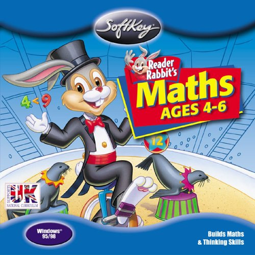 Reader Rabbit: Maths Ages 4 - 6 Test
