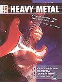 Tab Licks -- Heavy Metal: A Fun and Easy Way to Play Heavy Metal Guitar Licks
