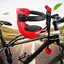 169e31c566be Acelectronic® Enfant Siège à Bicyclette Avant, Sécurité Montagne Bike  Enfants Bébé Assis Siège,