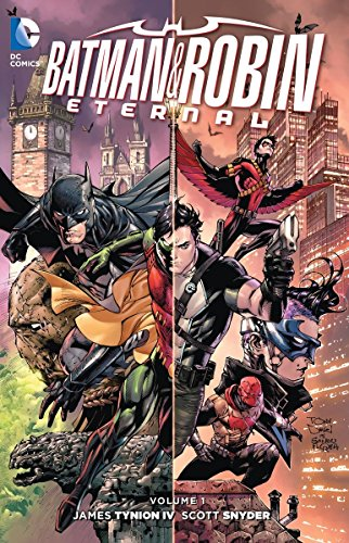 Batman and Robin Eternal TP Vol 1 Cover Image