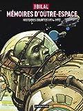 Mémoires d'outre-espace - Histoires courtes 1974-1977
