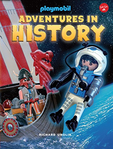 Adventures in History Playmobil [Idioma Inglés]