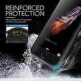 iPhone 7 Hülle, VRS Design [Simpli Fit Serie] Schlanke Weiche TPU mit Schwerlast Fallschutz für Apple iPhone 7 2016 - Phantom Schwarz Bild 6