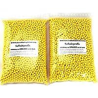 10000 Umarex Softairkugeln BB´s 0,12 Gramm , 6mm , Gelb , Gradfrei