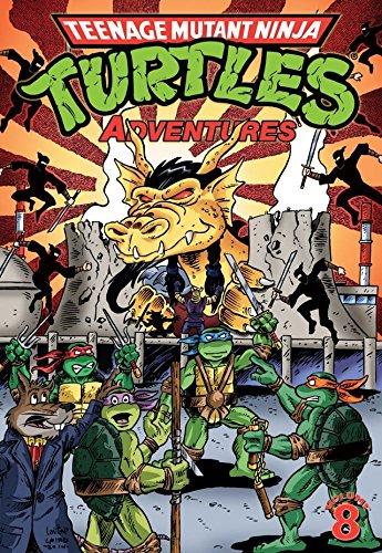 Teenage Mutant Ninja Turtles: Adventures Vol. 8 (Teenage ...