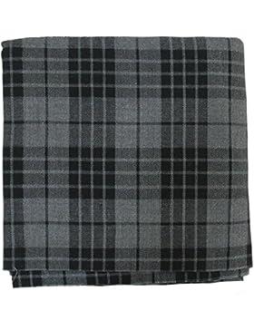 "Stoff/Textil/Gewebe - Granit-Grau - 269 x 134,5 cm (106"" x 53"")"