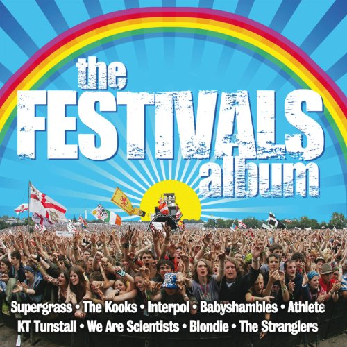 The Festivals Album [Explicit]