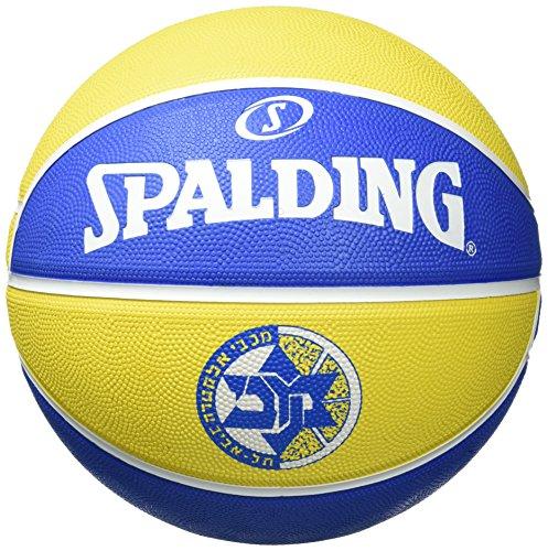 Spalding Ball el Team Maccabi Tel Aviv