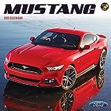 2015 Mustang Wall Calendar by TF PUBLISHING(2014-06-30)