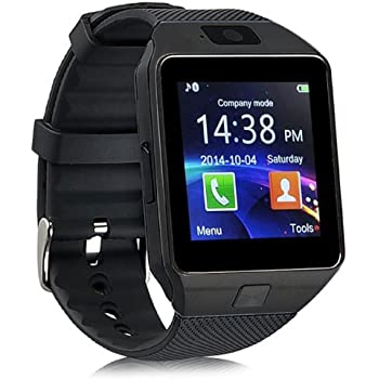 Reloj conectado ALCATEL One touch GO PLAY , CEKA TECH® Relojes inteligentes Smart Watch Bluetooth