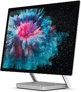 Microsoft Surface Studio 2, Processore i7, SSD da 1 TB, RAM 16 GB, Platino