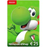 Nintendo eShop Carta regalo 25 EUR - Codice download