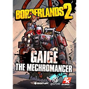 Borderlands 2 Mechromancer (Mac Download) [Mac Download]