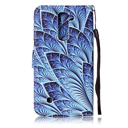 PU Silikon Schutzhülle Handyhülle Painted pc case cover hülle Handy-Fall-Haut Shell Abdeckungen für LG G Stylo 2 / LG Stylus 2 / LG Stylus 2 Plus LS775 K520 (5,7 Zoll) +Staubstecker (3OO) 1