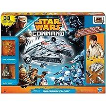 Hasbro A8949EU4 - Star Wars Command Millennium Falcon Set