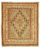 Kelim Afghan Tapis Tapis Orientaux 210x176 cm Tissés à la main Classique...