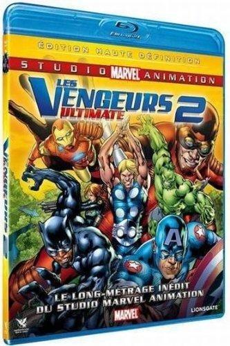 Les Vengeurs Ultimate 2 [Blu-ray]