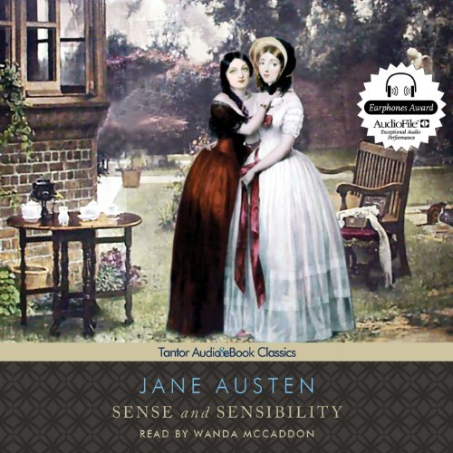 Sense and Sensibility  Audiolibri