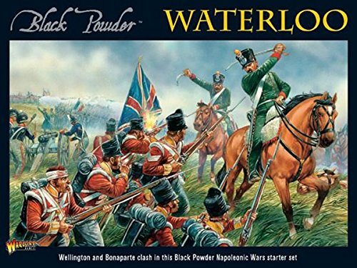 Black Powder Waterloo Starter Box english version (Box Von Dutch Master)