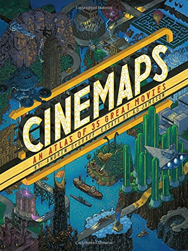 Preisvergleich Produktbild Cinemaps: An Atlas of 35 Great Movies