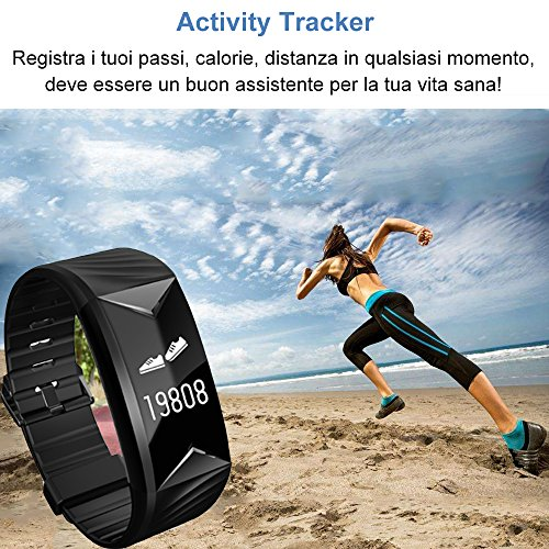 Zoom IMG-2 willful orologio fitness tracker watch