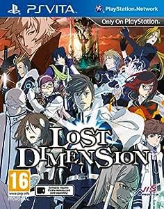 Lost Dimension (Playstation Vita) - [Edizione: Regno Unito]