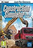 Construction Simulator Standard Edition Jeu PC Jeu de simulation sur PC * Informations Générales : * Plateforme : PC * Edition : Reissue * Titre du jeu : Construction Simulator 2015 * Date de sortie marché : 28 Avril 2017 * Editeur : Astragon Softwar...