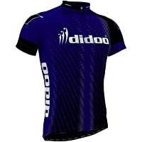 Didoo cycling jersey for men short sleeve Tops Lightweight Breathable Quick Dry Summer Warm MTB Mountain Bicycle Bike…