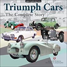 TRIUMPH CARS - THE COMPLETE STORY: New Third Edition