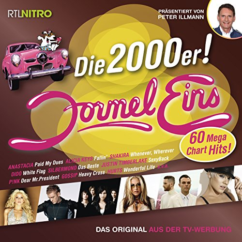 Formel Eins - Die 2000er [Expl...