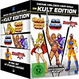 He-Man Masters of the Universe + She-Ra + BraveStarr - Die 80er Jahre Kult Edition Limitiert (24 Disc Set)
